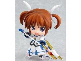 Good Smile Nendoroid 095 Nanoha Takamachi 高町奈葉 Excellion Mode Edition Magical Girl Lyrical Nanoha魔法少女奈葉 The MOVIE 2nd A's