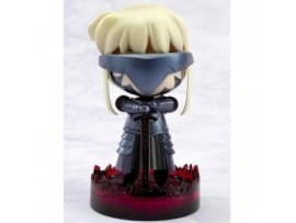 Good Smile Nendoroid 013 Fate/Stay Night Hetare Saber Alter 黑SABER LIMITED EDITION