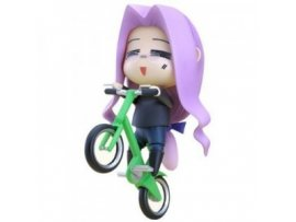 Good Smile Nendoroid 021 Fate/hollow ataraxia Bicycling Rider 單車騎士