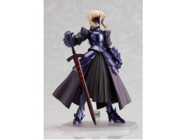 Max Factory figma 072 Fate/stay night Saber Alter 黑saber