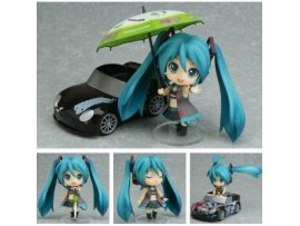 Good Smile Nendoroid 075 Hatsune Miku 初音未來 Racing Queen 賽車女王