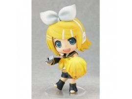 Good Smile Nendoroid 189 Kagamine Rin 鏡音鈴 Cheerful Ver