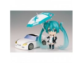 Good Smile Nendoroid 172 Vocaloid Hatsune Miku 賽車初音 Racing 2011
