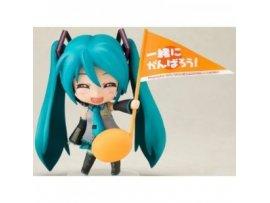 Good Smile Nendoroid 170 Vocaloid Hatsune Miku 初音未來 Cheerful Japan Version