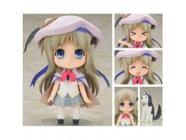 Good Smile Nendoroid 126 Kud Wafter 庫特wafter Kudryavka Noumi 能美·庫特莉亞芙卡 Summer Uniform ver