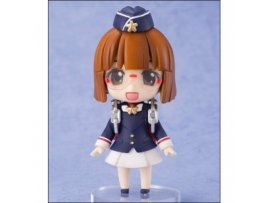 Good Smile Nendoroid 138 Magical Marine Pixel Maritan 魔法海兵隊員 Jiei-tan Air-Force Ver