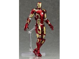 Max Factory Avengers : Age of Ultron - 鐵甲奇俠 鋼鐵俠 Iron Man Mark 43 XLIII Figma EX-034