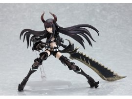 Max Factory Black ★ Rock Shooter Gold Saw  figma SP-017