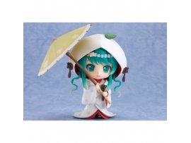 Good Smile Nendoroid 303 Snow Miku 初音未來 Strawberry White Kimono 白無垢 Ver