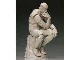 Max Factory FREEing The Table Museum 美術館 - The Thinker 沉思者 Figma SP-056b
