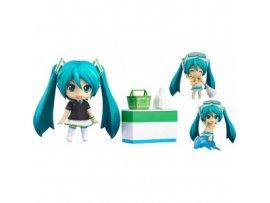 Good Smile Nendoroid 339 Hatsune Miku 初音未來 Swimsuit Ver & FamilyMart 2013 Ver