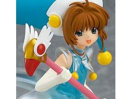 Max Factory Card Captor Sakura 百變小櫻Magic咭 木之本櫻 小櫻 Kero-chan - Kinomoto Sakura Figma figFIX-008