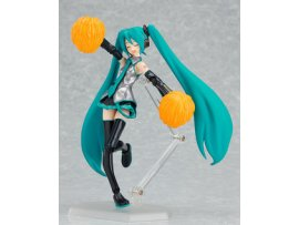 Max Factory Figma 114 Vocaloid Hatsune Miku 初音未來 Cheerful Japan! Support Ver