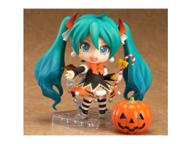 Good Smile Nendoroid 448 Hatsune Miku 初音未來 Halloween 萬聖節 Ver