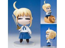 Good Smile Nendoroid 003 Fate/stay night 命運之夜 Lazy Saber 懶惰SABER