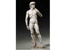 Max Factory FREEING The Table Museum - Davide di Michelangelo 美術館 米開朗 基羅 大衛像 石膏像 Figma SP-066