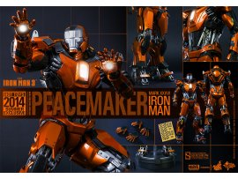 Hottoys Ironman 3 Mark 36 Peacemaker Mark XXXXVI