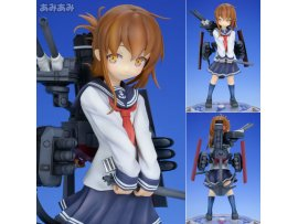 日版 PULCHRA KANTAI COLLECTION 艦娘 KAN COLLE Inazuma 電 1/7 FIGURE