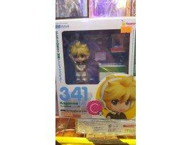 GOODSMILE   Nendoroid 341 - 初音 鏡音 蓮 kagamine Len FamilyMart 2013 Ver.