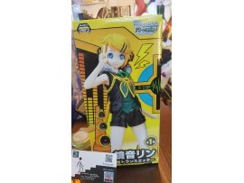 現貸 4 月 日版 spm VOCALOID 鏡音 玲 鏡音玲 Rin GIRL FIGURE 景品