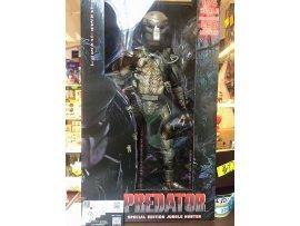 NECA Predator - 1/4 Action Figure Series: Predator 1987 Jungle Hunter Predator with LED Light 鐵血戰士