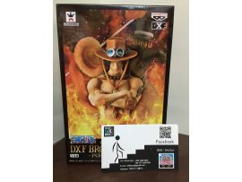 JP] 海賊王 ONE PIECE BANPRESTO DXF ACE 艾斯