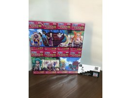 BANPRESTO ONE PIECE 海賊王 WCF DWC 一番 POP Vol. 22 路飛 女帝 全8種