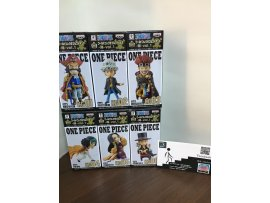 JP] 海賊王 ONE PIECE BANPRESTO WCF 輝