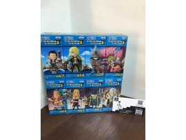 BANPRESTO ONE PIECE 海賊王 WCF DWC 一番 POP Vol. 8 香波地 超新星
