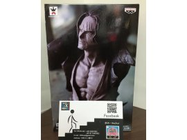 JP 眼鏡廠 海賊王 ONE PIECE BANPRESTO Creator x Creator 寫真家 造型師 紅髮 胸像 Rough Edges Shanks 四皇 B款 特別色