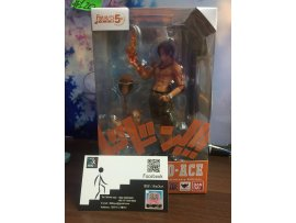 BANDAI One Piece 海賊王 Figuarts Zero 5th Anniversary Edition 5週年 火拳 艾斯 ACE 白鬍子
