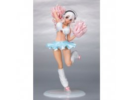 OrchidSeed Super Sonico 索尼子 Cheerleader ver Sun kissed 1/6 PVC Figure