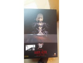 Good Smile max factory  FATE/STAY NIGHT - SABER ALTER: HUKE COLLABORATION PACKAGE - LIMITED EDITION