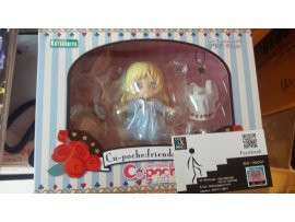 日版 壽屋 Kotobukiya Cu-poche Friends Alice 愛麗絲 黏土人 PVC Figure