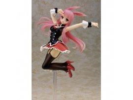Alphamax Mondaiji 問題兒童都來自異世界? Black Rabbit 黑兔 Pink ver 1/7 PVC Figure