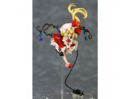 OrchidSeed Touhou Project 東方project Vol.6 Touhou Koumakyou 東方紅魔郷 The Embodiment of Scarlet Devil Flandre Scarlet PVC Figure