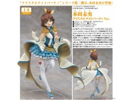 Good Smile THE IDOLM@STER Cinderella Girls 灰姑娘大師 Mio Honda本田未央 Crystal Night Party Ver. 1/8  Figure