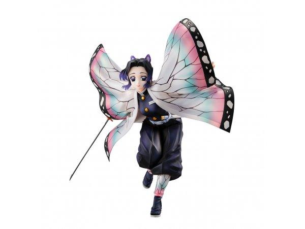 預訂 1月 日版 MegaHouse Gals Series Demon Slayer Kimetsu no Yaiba 鬼滅之刃 Shinobu Kocho 胡蝶忍 PVC Figure Pre-order