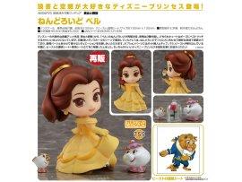 預訂 1月 日版 Good Smile Nendoroid 755 Beauty and the Beast 美女與野獸 Belle 貝兒
