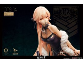 預訂 1月 日版 Reverse Studio Girls' Frontline 少女前線 OTs-14 Crassula Volkensii 紫雨心 Ver 1/8 PVC Figure Provisional Pre-order
