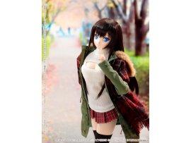 預訂 1月 日版 Azone 1/3 Iris Collect Series Fuko 楓子 Follow*me PVC Doll Pre-order