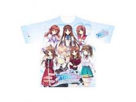 預訂 1月 日版 ensemble Otome Series All Stars Full Graphic T-shirt (L Size)