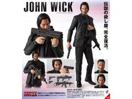 預訂 1月 日版 Medicom Toy MAFEX No.70 MAFEX - JOHN WICK 捍衛任務 殺神 約翰 維克