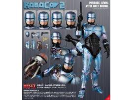 預訂 1月 日版 Medicom Toy  MAFEX No.74 MAFEX - Robocop 2: ROBOCOP 鐵甲威龍 2