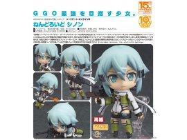 Good Smile Nendoroid 452 黏土人 刀劍神域 Sword Art Online II Sinon 詩乃