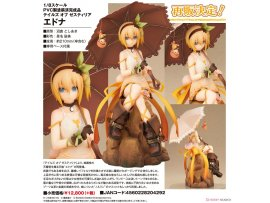 預訂 1月 日版 Alter Tales of Zestiria - Edna 1/8 PVC Figure