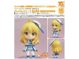 Good Smile Nendoroid 土人 Co-de THE IDOLM@STER Platinum Stars 偶像大師 Miki Hoshii 星井美希 Twinkle Star Co-de