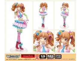 WAVE DreamTech  THE IDOLM@STER Cinderella Girls  偶像大師 灰姑娘  Decoration Kirari Moroboshi 諸星琪拉莉 1/8  Figure
