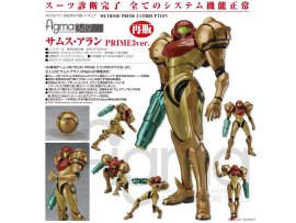 預訂1月 GSC 349 figma 銀河戰士 Prime 3:墮落 PVC Figure 再販
