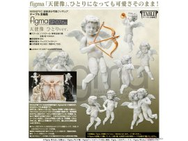 日版 Freeing figma SP-076b The Table Museum 美術館 天使像 Angel Statues Single ver